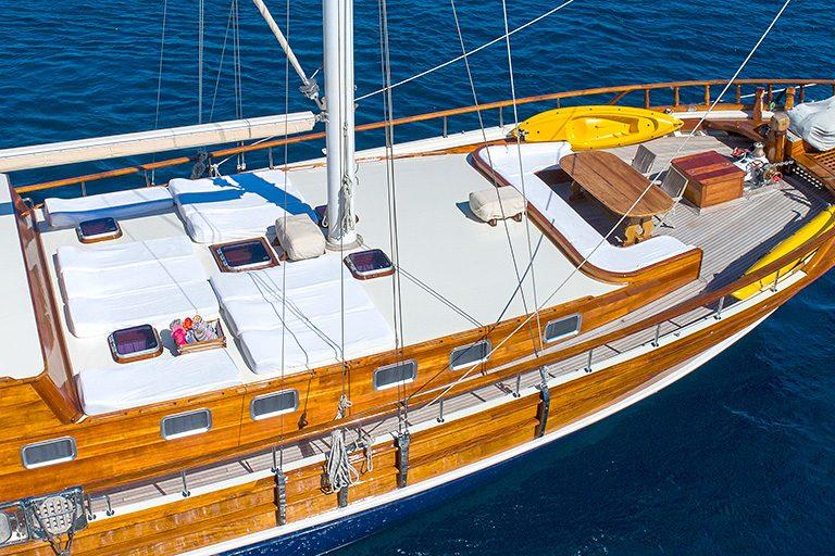 Deluxe Gulet Charter Burc-U Zafer